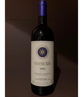 Sassicaia 1995