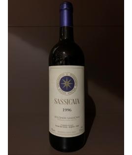 Sassicaia 1996