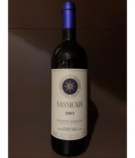 Sassicaia 2001