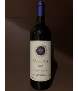 Sassicaia 2005