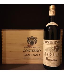 Giacomo Conterno Monfortino 2004 - Cassa da 6 bottiglie
