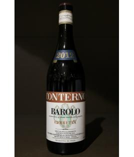 Giacomo Conterno Barolo Cerretta 2012