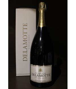 Delamotte Blanc de Blancs Magnum Con Box