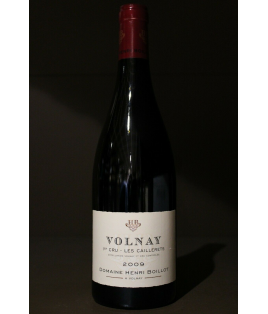 Domaine Henri Boillot Volnay Les Caillerets 2009