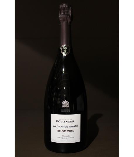 Bollinger Grande Année Rosé 2012