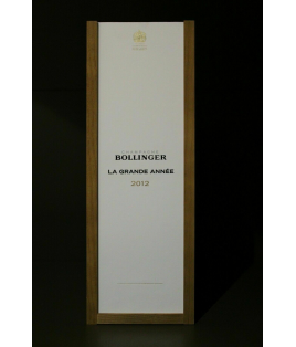 Bollinger La Grande Année 2012 - con Cassettina di Legno