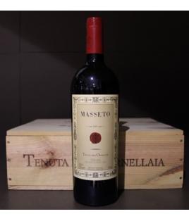 Masseto 2001 - Cassa da 3 bottiglie