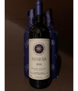Sassicaia 2018
